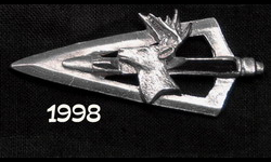 1998 Event Pin