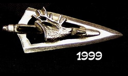 1999 Event Pin